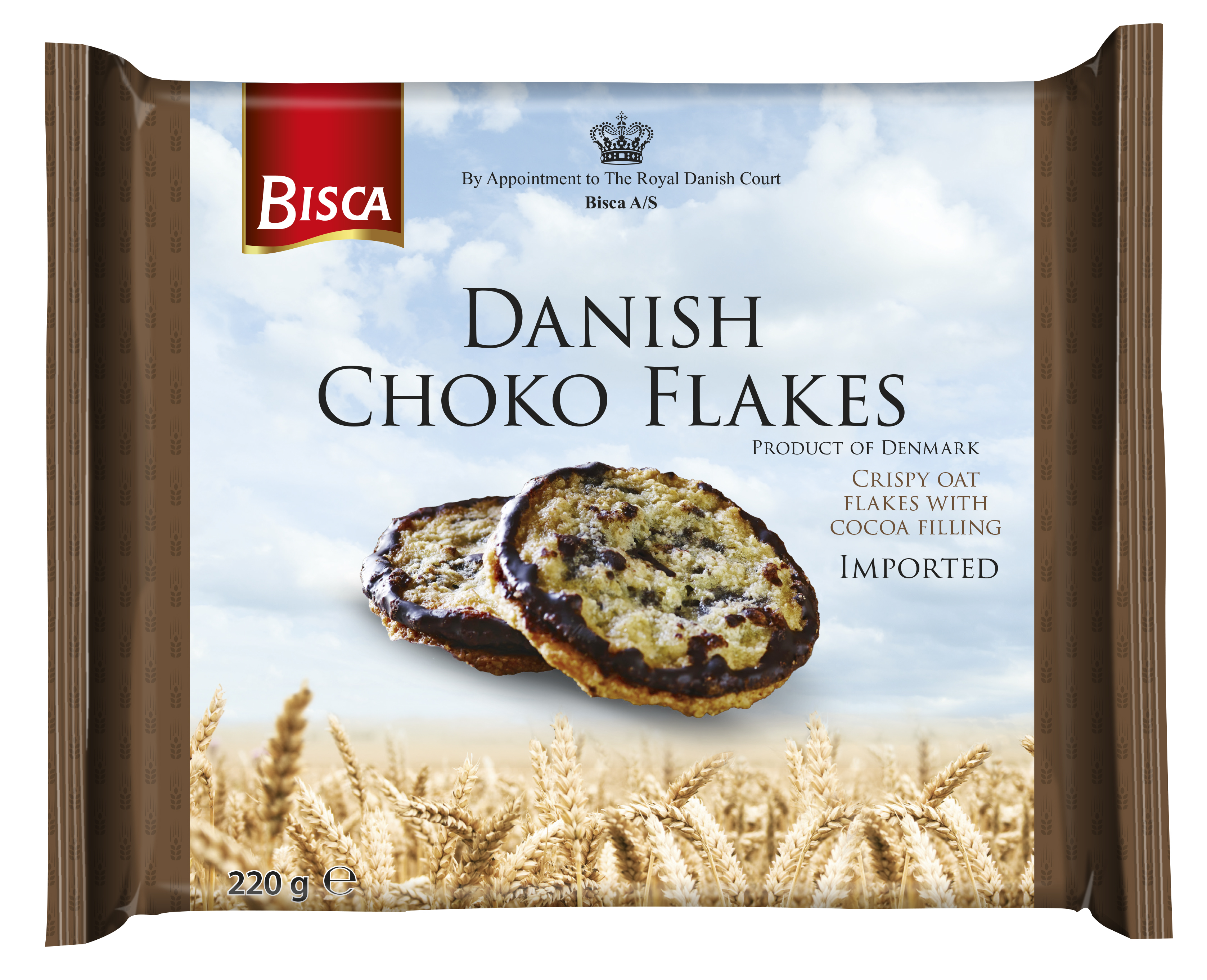Choco Flakes Bisca