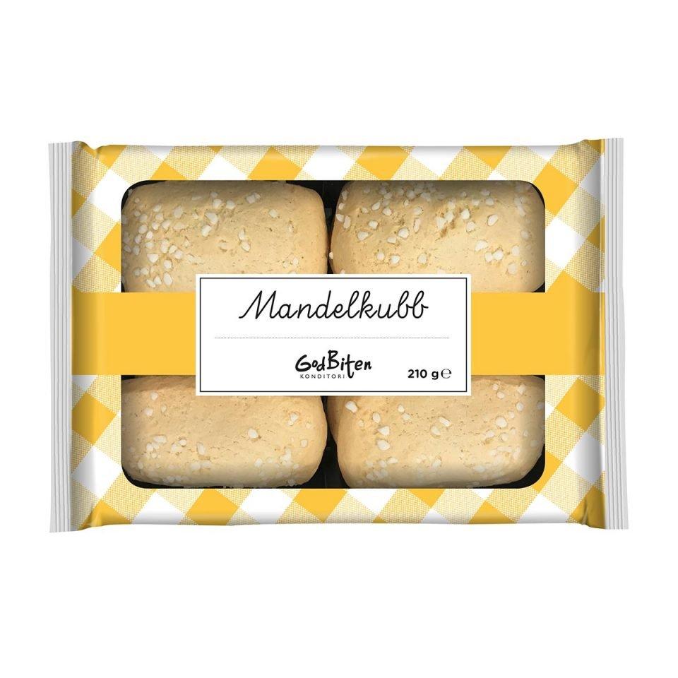Godbiten-Mandelkubb